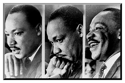 - Martin Luther King martin10