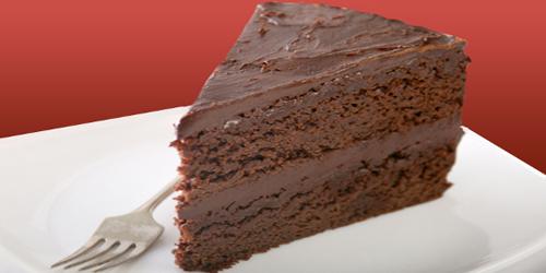 Receita de Bolo de Chocolate Preto Profundo