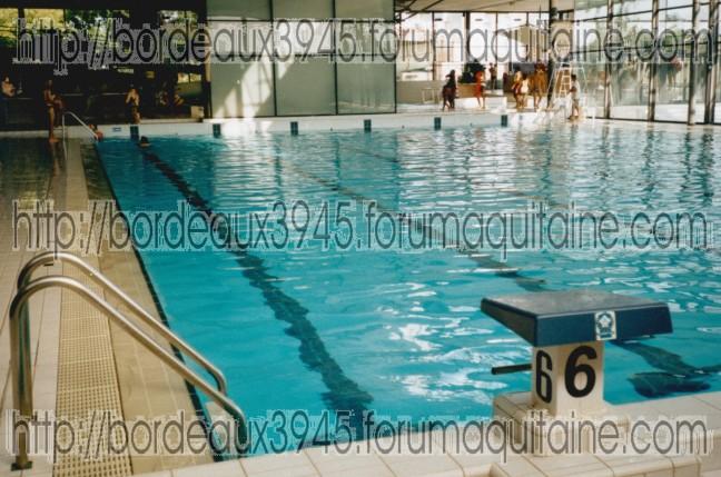 Piscine tissot lager bacalan 1944 2004 for Piscine tissot