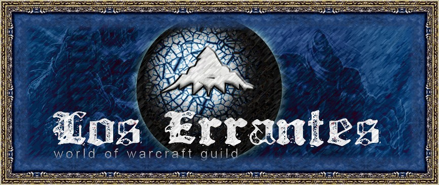 ERRANTES WORLD OF WARCRAFT GUILD