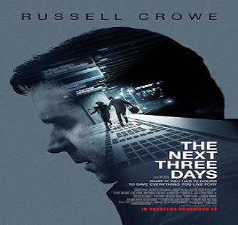 فيلم The Next Three Days 2010 مترجم جودة DVDrip دي في دي ريب