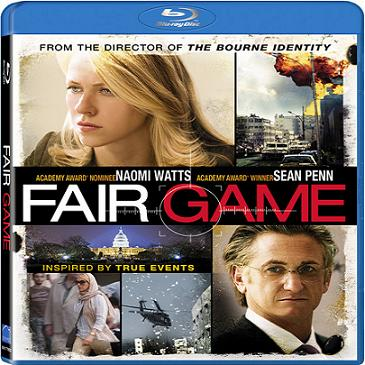 فيلم Fair Game 2010 مترجم بجودة Blu-Ray BRRip