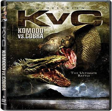 فيلم الرعب Komodo vs Cobra مترجم بجودة DVDRip دي في دي