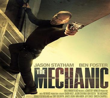 فيلم The Mechanic 2011 R5 مترجم DVD دي في دي بترجمة دقيقة