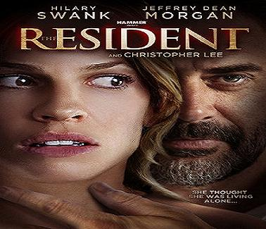 بإنفراد تام فيلم The Resident 2011 مترجم بجودة DVDrip
