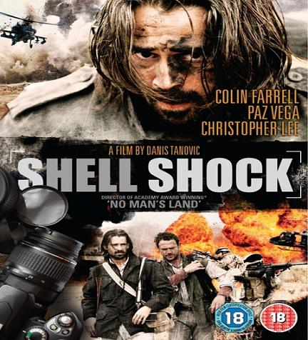 FILM Shell Shock 2011