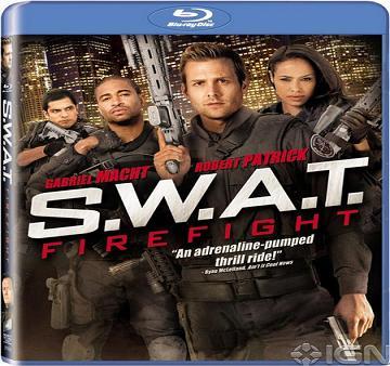 فيلم S W A T Firefight 2011 مترجم بجودة BluRay