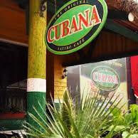 Cubana Café au Lac - Tunis