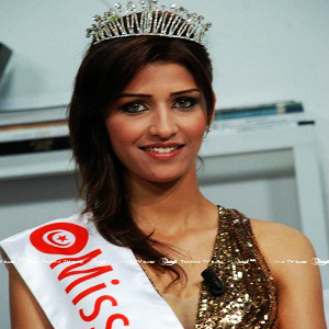Heba Telmoudi - Miss Tunisie
