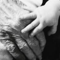 main de grande mère