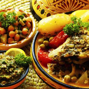 plat tunisien