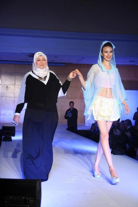 Raoudha Belhadj - créatrice de mode
