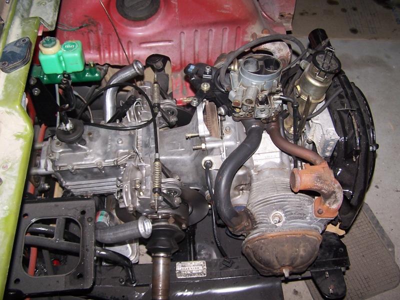 Mehari club de france afficher le sujet moteur de lna for Contemporary motors erie pa