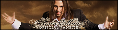 Andre Matos Official FanPage