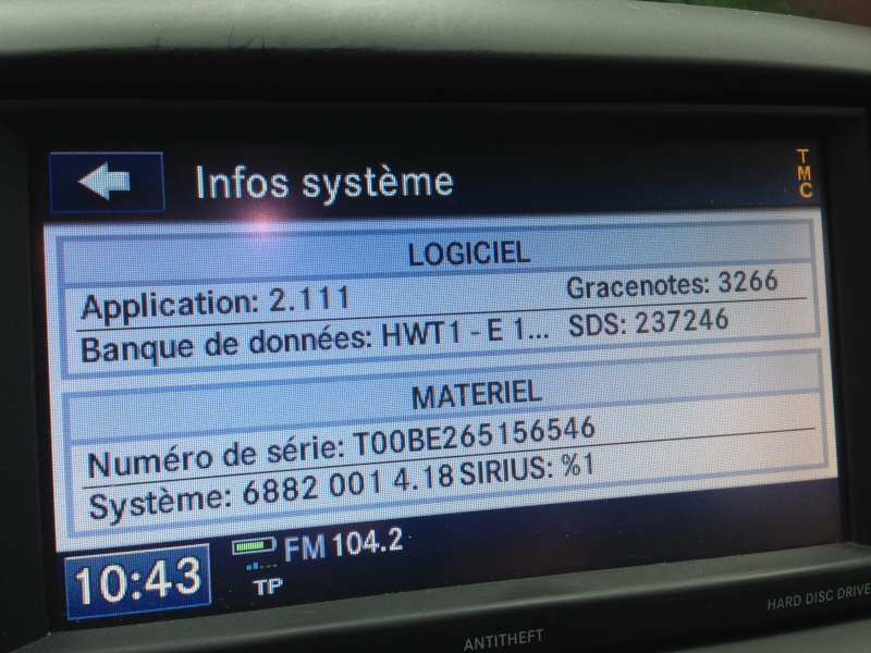 NEW MyGIG Software Update RER-REW-REP 2 404*** [Archive] - Lx Forums