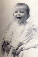 JFK à l'âge d'un an (1918)