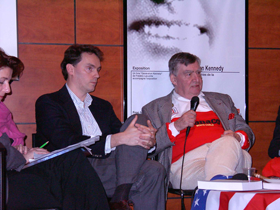 rédéric Lecomte-Dieu et Pierre Salinger à Monaco (01.02.2001)