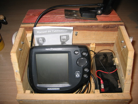 Humminbird matrix 37