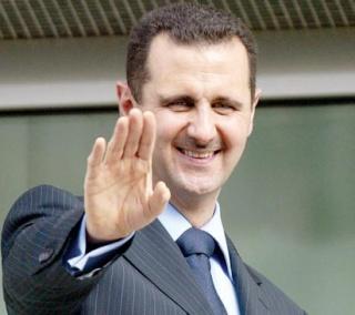 أجمل للدكتور بشار الأسد