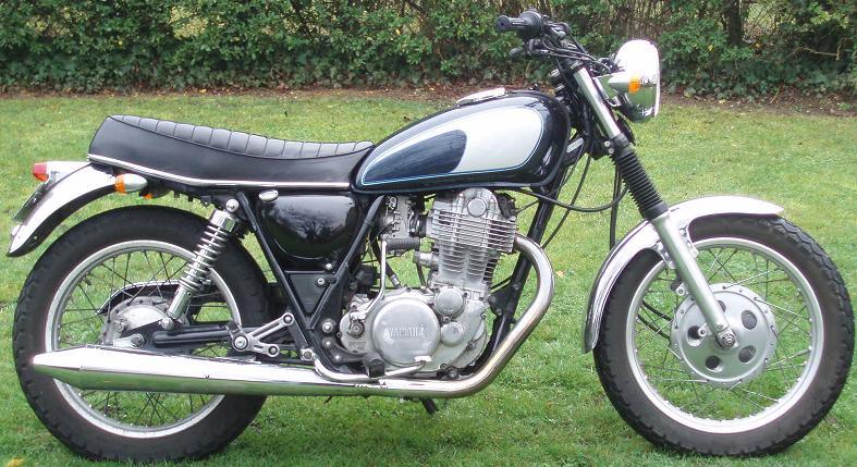 Honda Val D Or >> SR 500