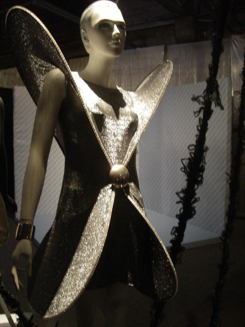 Expo futurotextiles 2008 - Chaise cobra studio pierre cardin ...