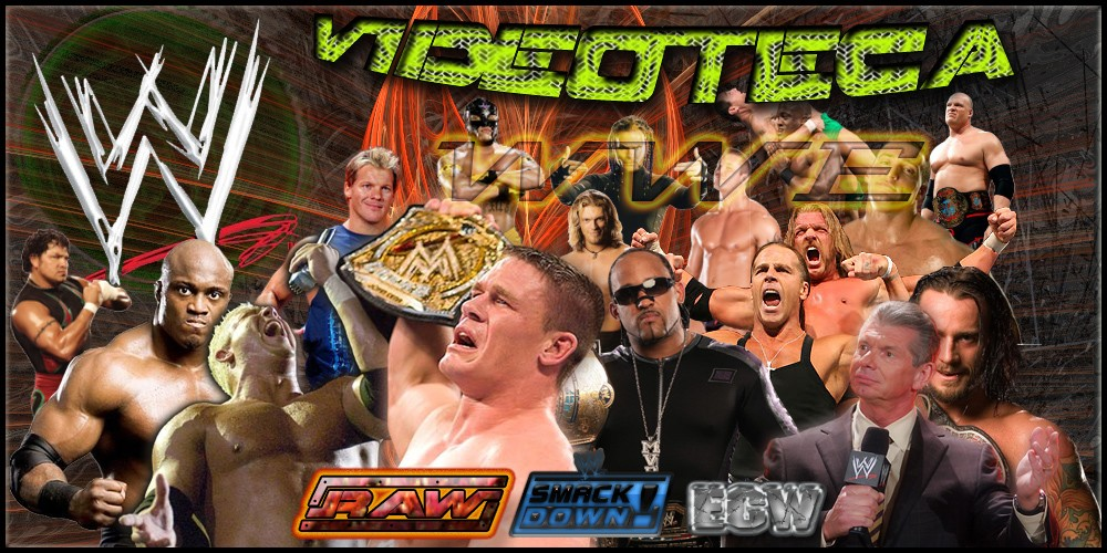 FORO VIDEOTECA WWE | Foro oficial de la web VideotecaWWE