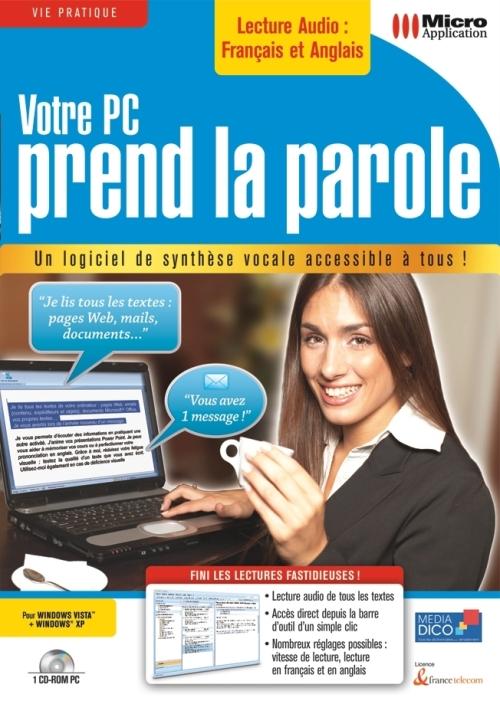 VOTRE PC PREND LA PAROLE (FRANCAIS) preview 0