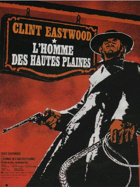 LHomme des Hautes Plaines French DVDRIP XVID TrackerQC avi preview 0