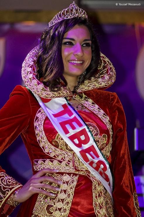 voila notre miss algerie yasmine lahdiri miss franco algerie 2008 ...