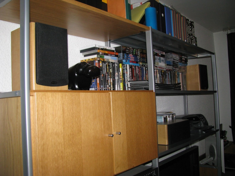 Vds biblioth que meuble tv bureau ikea - Meuble sous bureau ikea ...