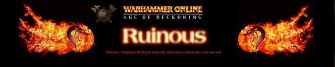 Ruinous