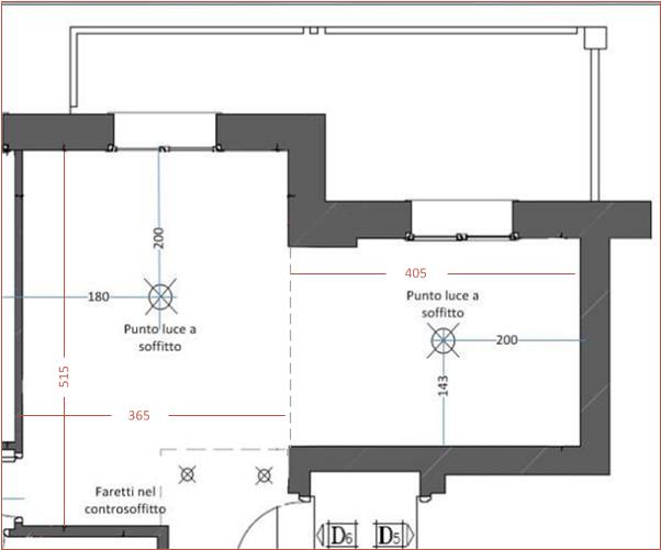 Forum Arredamento.it ?2 lampadari per soggiorno e cucina open space