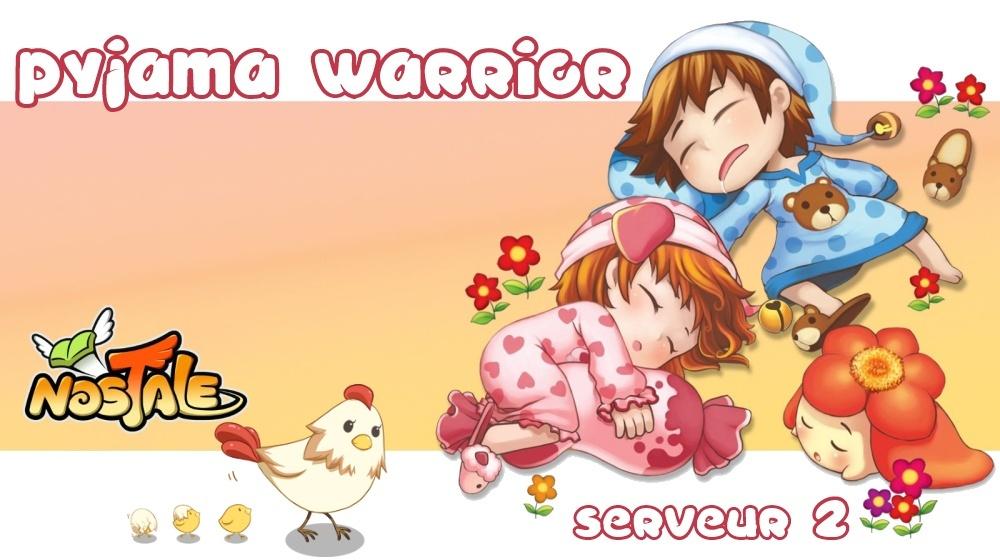 pyjama-warrior