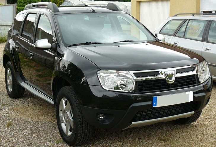 suv dacia duster 1 5dci 110ch prestige full options. Black Bedroom Furniture Sets. Home Design Ideas