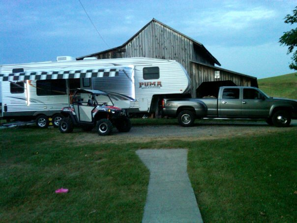 Camper towing pics Page 32 Chevy and GMC Duramax