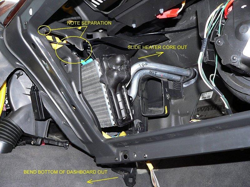 Tdbr on Land Rover Lr3 2006 Dashboard