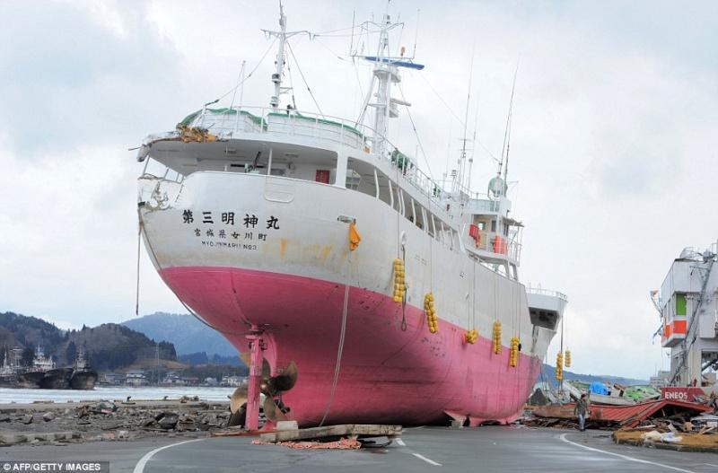 bateau de peche haute mer
