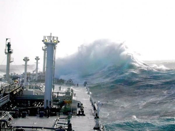 Les vagues scélérates, ou une faillite de la science