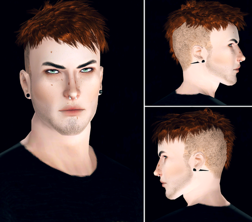 The Sims 3 More Hair For Male Sims The Sims Forums