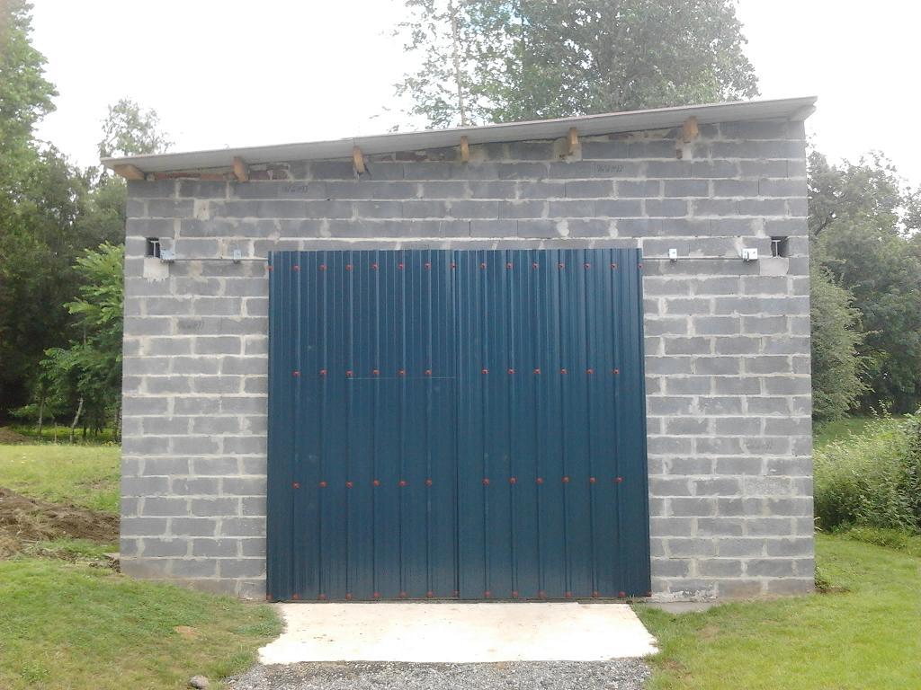 Construction garage de 84m2 page 10 for Garage renault saint pierre du perray