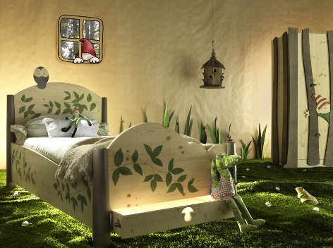 salle de jeux enfants. Black Bedroom Furniture Sets. Home Design Ideas