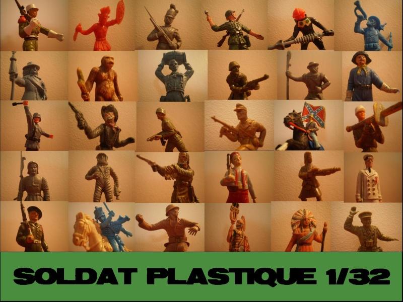 Soldat Plastique 1/32 Plastic Soldier 1/32