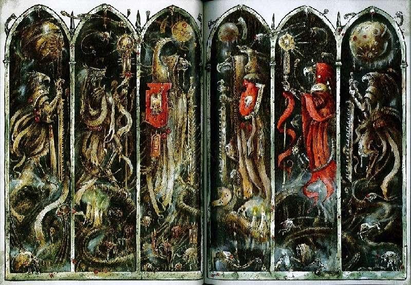 Association r ves celtiques for Portent warhammer