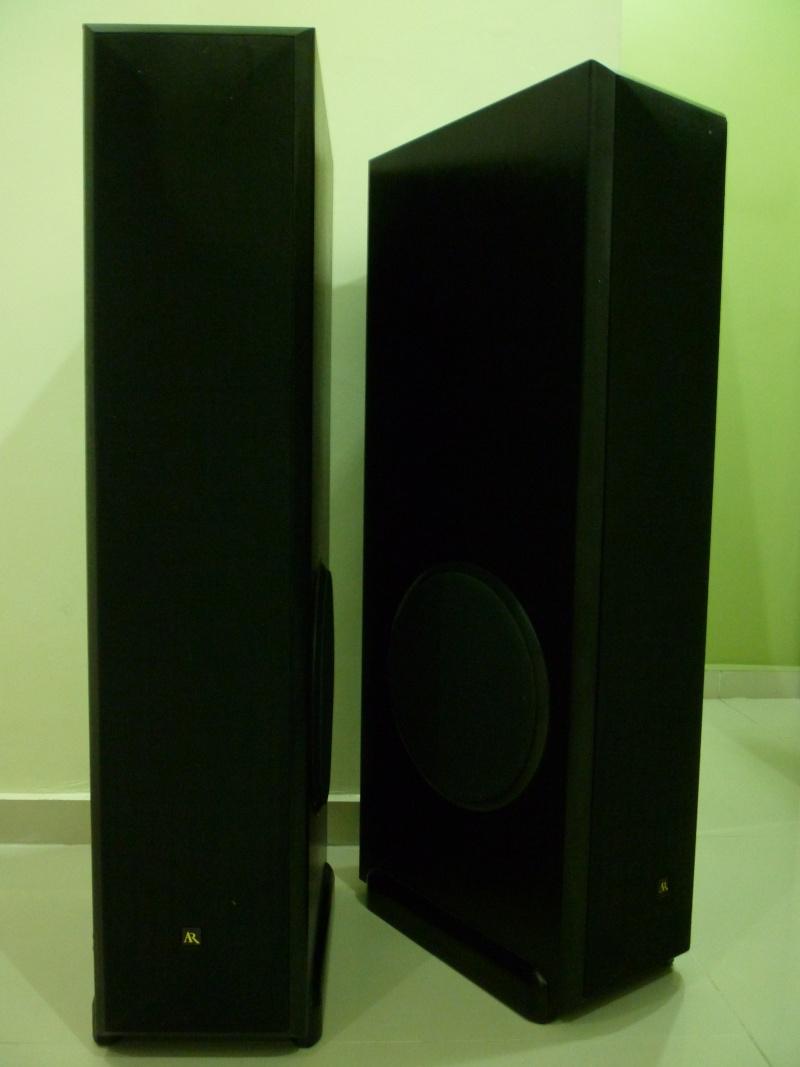 Acoustic Research Floorstanding Speaker Ar 312ho Sold