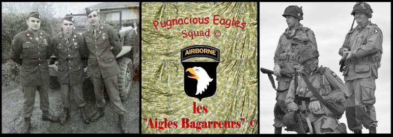 the Pugnacious Eagles Squad ©