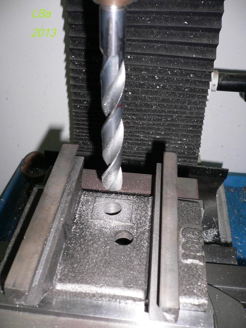 perçage base à phi 15 mm