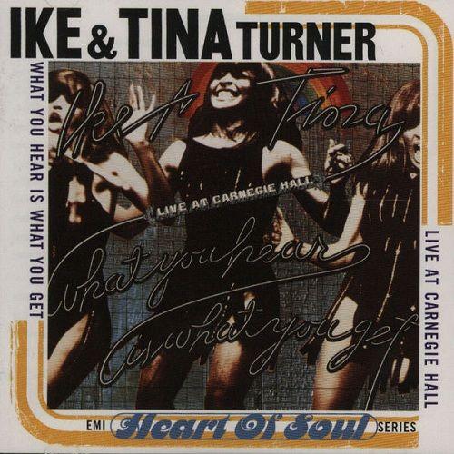 Ike Tina Turner Ooh Poo Pah Doo