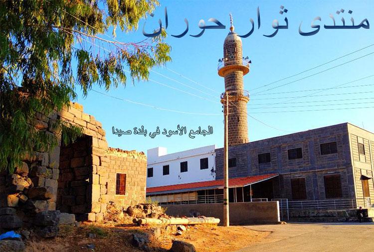 منتدى ثوار حوران لدعم الثورة السورية
